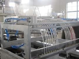 Линия для производства леденцов на палочке