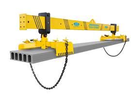 линия для производства бетонных столбов