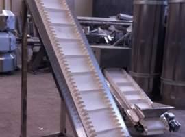 Полностью автоматическая производственная линия для вспученной продукции